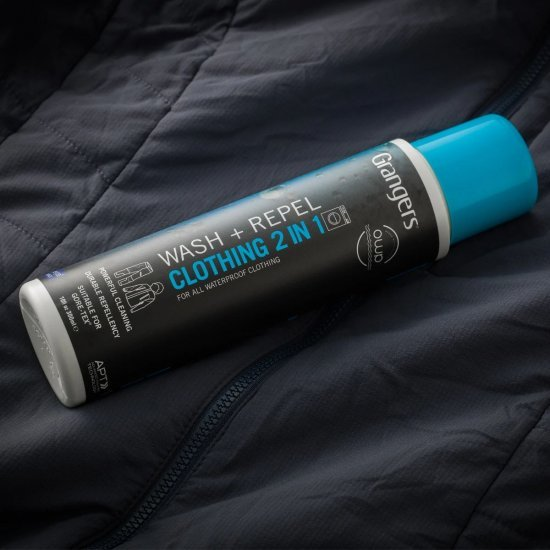 Grangers Wash + Repel Clothing 2in1