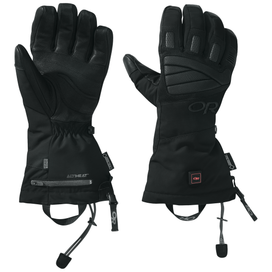 Outdoor Research Lucent Heated Gloves
