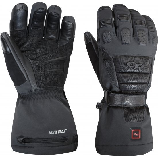 Outdoor Research Capstone Heated Gloves
