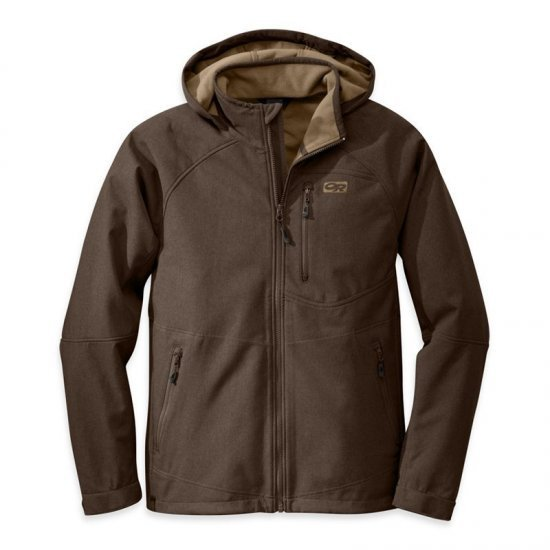 Outdoor Research Men's Deadbolt Hoody Jacket