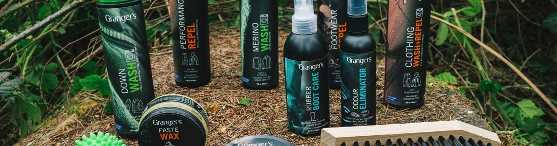 Care and Cleaning for Outdoor Gear